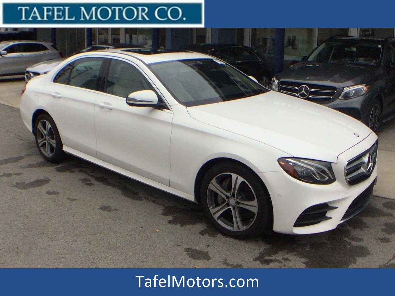Pre-Owned 2017 Mercedes-Benz E-Class E 300 4MATIC® Sport Sedan