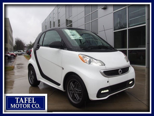 New Smart fortwo Pure