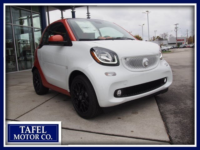 New 2016 Smart Fortwo Passion 2dr Car In Louisville